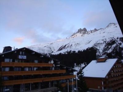 Vacances en montagne Studio 4 personnes (035) - Résidence le Roc de Tougne - Méribel-Mottaret