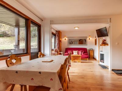 Vacances en montagne Studio 5 personnes (015) - Résidence le Roc de Tougne - Méribel-Mottaret