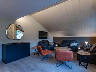 Vacances en montagne Appartement 5 pièces 8 personnes (006) - Résidence le Rocher - Méribel