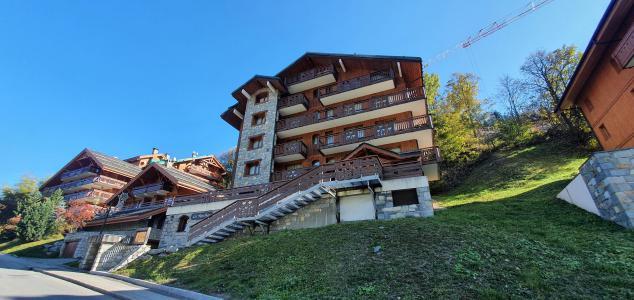 Vacances en montagne Résidence le Rocher - Méribel