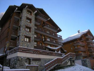 Location au ski Appartement 4 pièces 6 personnes (3) - Residence Le Rocher - Méribel - Extérieur été