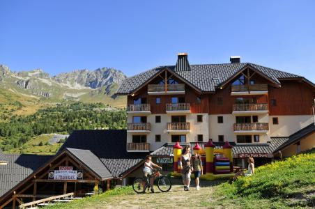 Summer accommodation Résidence le Rond Point des Pistes