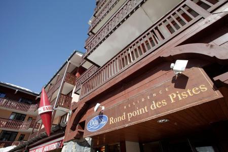 Vacances en montagne Résidence le Rond Point des Pistes - Tignes - Extérieur été