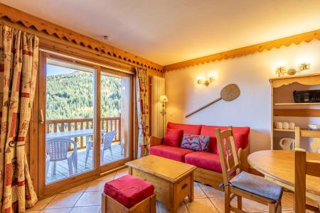 Holiday in mountain resort 3 room apartment 4 people (B41) - Résidence le Roselend - Les Arcs - Living room