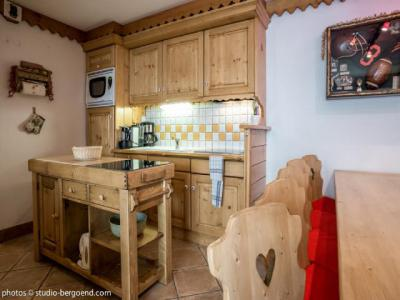 Holiday in mountain resort 4 room apartment 8 people (B14) - Résidence le Roselend - Les Arcs - Kitchenette