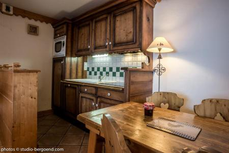 Holiday in mountain resort 4 room apartment cabin 8 people (B01) - Résidence le Roselend - Les Arcs