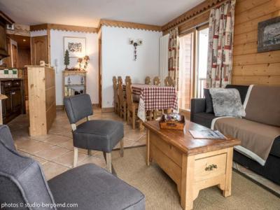 Holiday in mountain resort ROSELEND A8D (LA ROS A8D) - Résidence le Roselend - Les Arcs