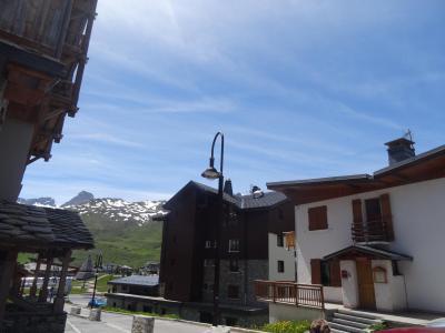 Location au ski Résidence le Rosset - Tignes - Extérieur été