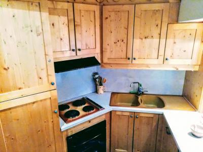 Vacances en montagne Appartement 2 pièces 4 personnes (103) - Résidence le Rosset - Tignes - Cuisine