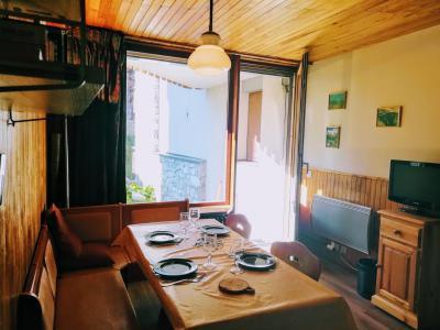 Vacances en montagne Appartement 2 pièces 4 personnes (103) - Résidence le Rosset - Tignes - Table