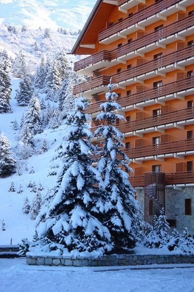 Vacances en montagne Studio 4 personnes (103) - Résidence le Ruitor - Méribel-Mottaret