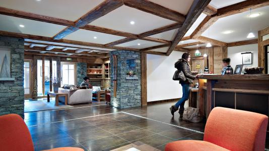 Vacances en montagne Résidence le Ruitor - Sainte Foy Tarentaise - Réception