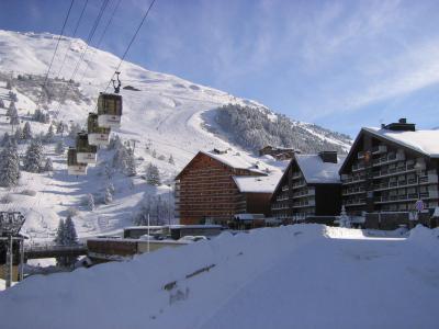 Vacances en montagne Résidence le Ruitor - Méribel-Mottaret