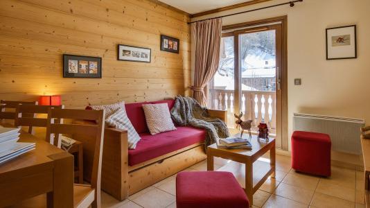 Vacances en montagne Résidence le Ruitor - Sainte Foy Tarentaise - Banquette