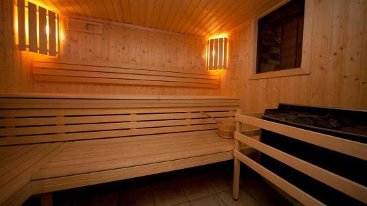Vacances en montagne Résidence le Ruitor - Sainte Foy Tarentaise - Sauna