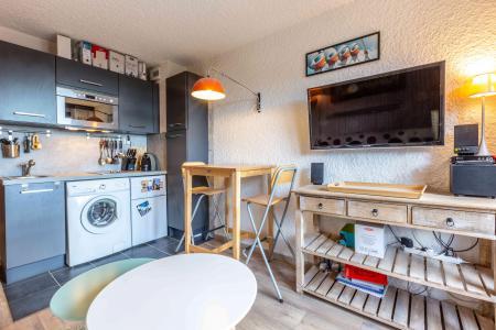 Vacances en montagne Studio 2 personnes (610) - Résidence le Ruitor - Méribel-Mottaret - Logement