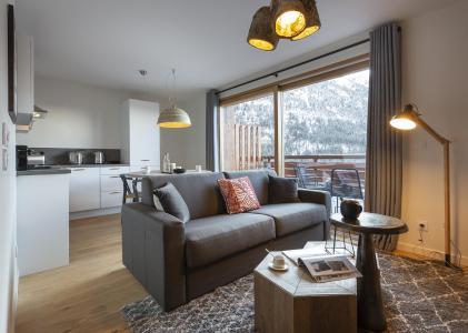 Vacances en montagne Appartement 2 pièces cabine 6 personnes - Résidence Le Saphir - Vaujany - Logement