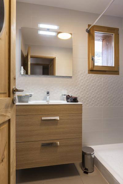 Vacances en montagne Appartement 3 pièces cabine 8 personnes - Résidence Le Saphir - Vaujany - Logement