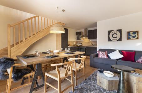 Vacances en montagne Appartement duplex 3 pièces 8 personnes - Résidence Le Saphir - Vaujany - Logement