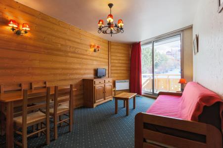 Urlaub in den Bergen Résidence le Sappey - Les 2 Alpes - Unterkunft