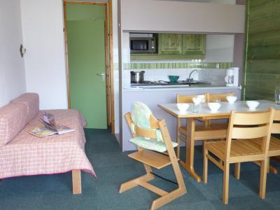 Vacances en montagne Appartement 2 pièces 5 personnes - Résidence le Sappey - Valmorel - Séjour