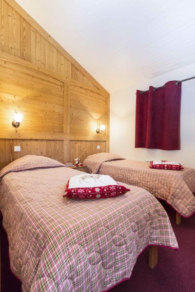 Vacances en montagne Appartement duplex 4 pièces 8 personnes - Résidence le Sappey - Valmorel - Chambre