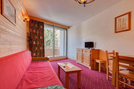 Urlaub in den Bergen Résidence le Sappey - Les 2 Alpes - Wohnzimmer