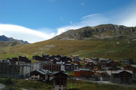 Location au ski Résidence le Savoy - Tignes - Extérieur été