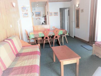Vacances en montagne Appartement 2 pièces 4 personnes (004) - Résidence le Savoy - Tignes - Séjour