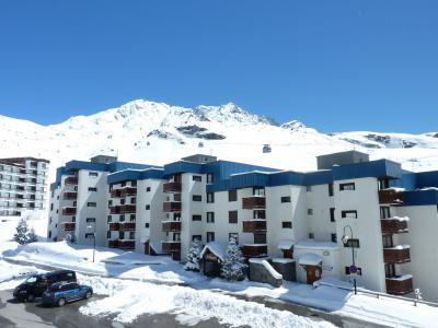 Vacances en montagne Studio 5 personnes (102) - Résidence le Schuss - Val Thorens