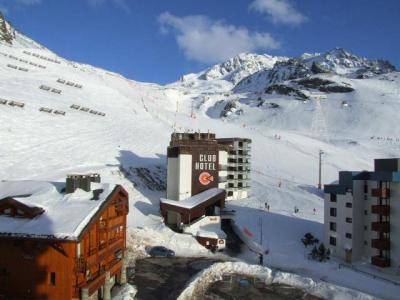 Vacances en montagne Studio cabine 4 personnes (510) - Résidence le Schuss - Val Thorens
