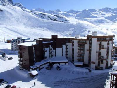 Vacances en montagne Studio 4 personnes (209) - Résidence le Schuss - Val Thorens