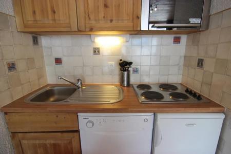 Vacances en montagne Appartement 2 pièces 6 personnes (205) - Résidence le Schuss - Val Thorens - Lits superposés