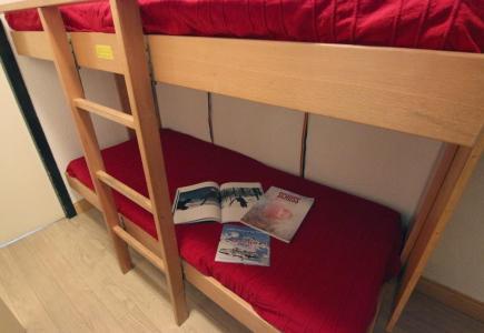 Vacances en montagne Studio 4 personnes (209) - Résidence le Schuss - Val Thorens - Lits superposés