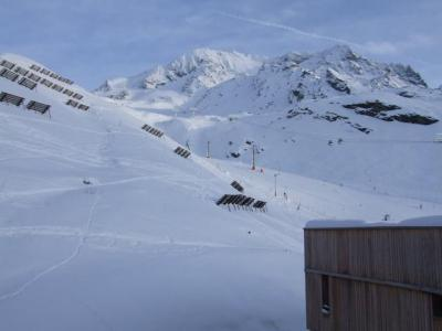 Vacances en montagne Studio 2 personnes (B9) - Résidence le Sérac - Val Thorens