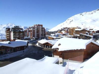 Vacances en montagne Studio 3 personnes (E5) - Résidence le Sérac - Val Thorens