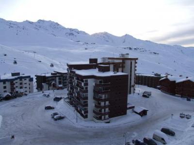 Vacances en montagne Studio 3 personnes (S7) - Résidence le Sérac - Val Thorens