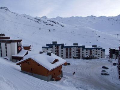 Vacances en montagne Studio 3 personnes (O6) - Résidence le Sérac - Val Thorens