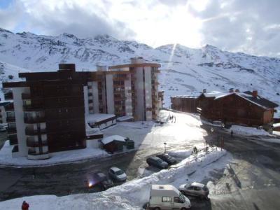 Vacances en montagne Studio cabine 4 personnes (L4) - Résidence le Sérac - Val Thorens