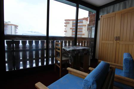 Vacances en montagne Studio cabine 4 personnes (N2) - Résidence le Sérac - Val Thorens
