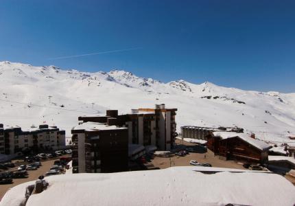 Vacances en montagne Studio cabine 4 personnes (M7) - Résidence le Sérac - Val Thorens