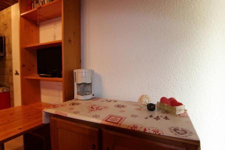 Vacances en montagne Studio 2 personnes (B9) - Résidence le Sérac - Val Thorens - Kitchenette