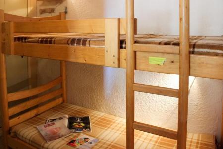 Vacances en montagne Studio cabine 4 personnes (N2) - Résidence le Sérac - Val Thorens - Terrasse