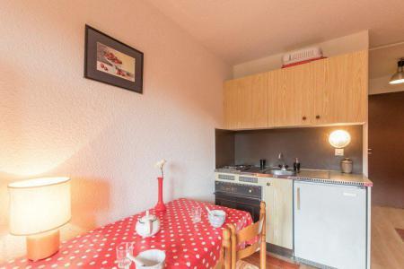 Vacances en montagne Studio coin montagne 4 personnes (104) - Résidence le Sérac - Puy-Saint-Vincent - Logement