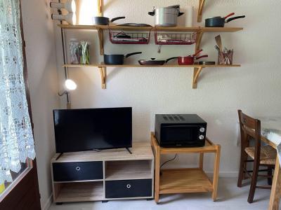 Vacances en montagne Studio coin montagne 4 personnes (210) - Résidence le Sérac - Puy-Saint-Vincent - Logement