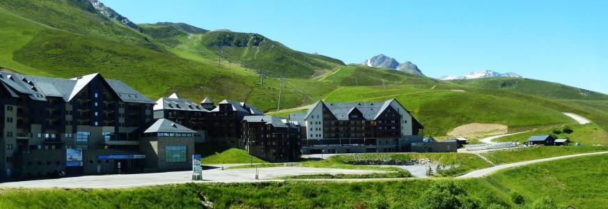 Location au ski Residence Le Serias - Peyragudes - Extérieur été