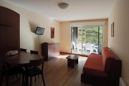 Holiday in mountain resort 2 room apartment 4 people (01) - Résidence le Sérias - Peyragudes
