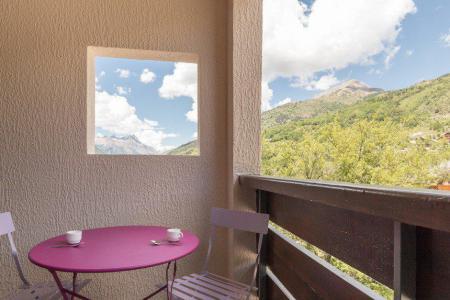 Vacances en montagne Studio coin montagne 4 personnes (604) - Résidence le Serre d'Aigle - Serre Chevalier