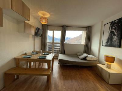 Vacances en montagne Studio coin montagne 4 personnes (710) - Résidence le Serre d'Aigle - Serre Chevalier