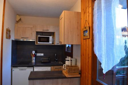 Holiday in mountain resort Studio cabin 4 people (D0) - Résidence le Sherpa - Le Grand Bornand